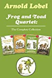 「Frog and Toad Quartet: The Complete Collection: I Can Read Level 2: Frog and Toad are Friends, Frog ...」のサムネイル画像