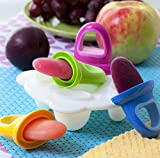 「Nuby Garden Fresh Fruitsicles Frozen Purees Moulds」のサムネイル画像