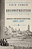 「Reconstruction Updated Edition: America's Unfinished Revolution, 1863-18」のサムネイル画像