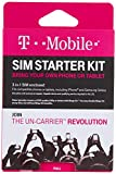 「T-Mobile Prepaid Complete SIM Starter Kit - No Contract Network Connection (Universal: Standard, Mir...」のサムネイル画像
