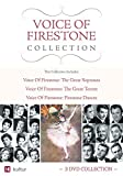 Voice of Firestone Collection: Great Sopranos, Great Tenors, Firestone Dances