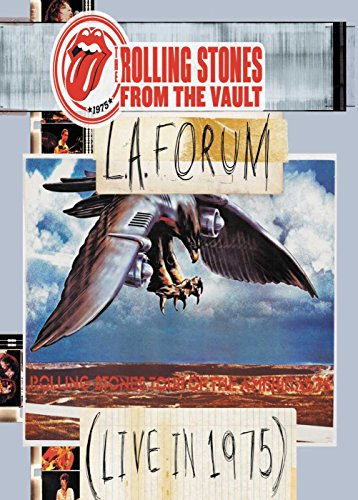 From The Vault – LA Forum – Live In 1975 (2CD+DVD) (NTSC Region All)