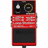 BOSS Loop Station ルーパー RC-1