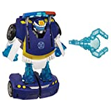 「Playskool Heroes Transformers Rescue Bots Energize Chase the Police-Bot Figure」のサムネイル画像