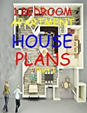1 Bedroom Apartment / House Plans (English Edition)