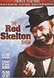 「Red Skelton Triple Feature [DVD] [Import]」のサムネイル画像