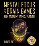 「Mental Focus and Brain Games For Memory Improvement: 3 Books In 1 Boxed Set」のサムネイル画像