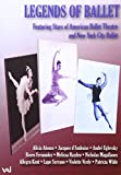 Legends of Ballet [DVD]