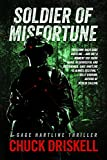 「Soldier of Misfortune - A Gage Hartline Thriller (#3) (English Edition)」のサムネイル画像