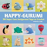 「Happy-gurumi: 20 Super Cute Amigurumi Toys to Crochet」のサムネイル画像