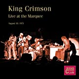 「Live At The Marquee, London, August 10th, 1971」のサムネイル画像
