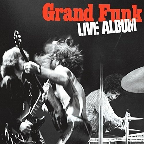 Live Album (Shm-Cd) (Remaster) Grand Funk Railroad CD