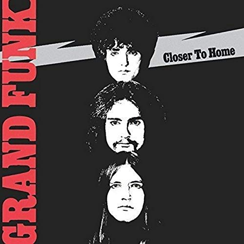 Closer To Home (+Bonus) (Shm-Cd) (Remaster) Grand Funk Railroad CD