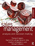 「Sales Management: Analysis and Decision Making (English Edition)」のサムネイル画像