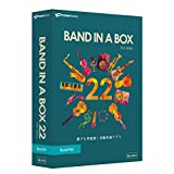 Band-in-a-Box 22 for Mac BasicPAK