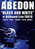 """「BLACK AND WHITE""""at Billboard Live TOKYO featuring 八熊慎一 奥田民生 木内健 斎藤有太 [DVD]」のサムネイル画像"""