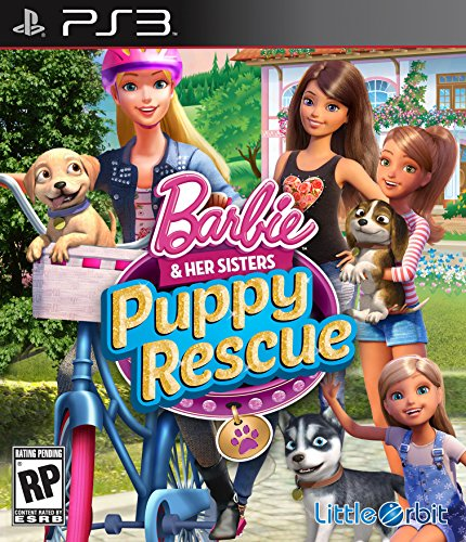 Barbie and Her Sisters: Puppy Rescue (輸入版) - PS3