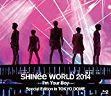 「SHINee WORLD 2014~I'm Your Boy~ Special Edition in TOKYO DOME [Blu-Ray]」のサムネイル画像