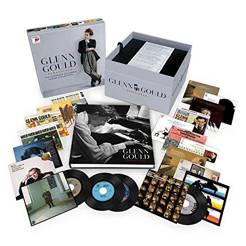 Glenn Gould Remastered - The Complete Columbia Album