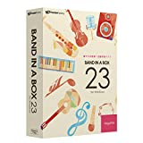 PG Music Band-in-a-Box 23 for Windows MegaPAK
