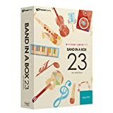 PG Music Band-in-a-Box 23 for Windows BasicPAK