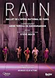 Steve Reich: Rain, Music for 18 Musicians (Paris Opera Ballet) [DVD]