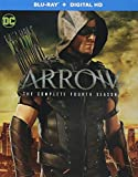 Arrow: The Complete Fourth Season [Blu-ray] [Import]