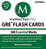 「500 Essential Words: GRE Vocabulary Flash Cards (Manhattan Prep GRE Strategy Guides) (English Editio...」のサムネイル画像