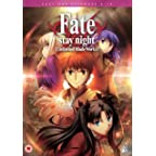 Fate Stay Night Unlimited Blade Works DVD-BOX 1/2(第0-12話)[Import]