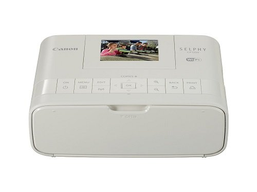 Canon プリンター SELPHY CP1200WH ホワイト