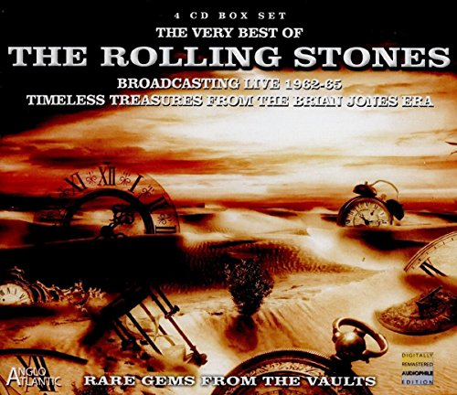 The Very Best of Rolling Stone [オンデマンド(CD-R)]