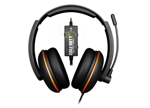 Turtle Beach Earforce ヘッドセット Call Of Duty Black Ops2 ver PS3 PS4 Xbox360 PC