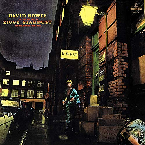 The Rise & Fall of Ziggy Stard [12 inch Analog]