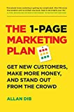 「The 1-Page Marketing Plan: Get New Customers, Make More Money, And Stand Out From The Crowd (English...」のサムネイル画像