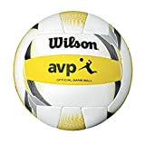 (White/Yellow) - Wilson Soft Play Outdoor Volleyball