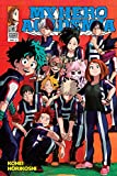 「My Hero Academia, Vol. 4: The Boy Born with Everything (English Edition)」のサムネイル画像