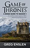 「Game of Thrones: A Binge Guide to Season 1 (English Edition)」のサムネイル画像