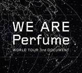 「WE ARE Perfume -WORLD TOUR 3rd DOCUMENT(初回限定盤)[DVD]」のサムネイル画像