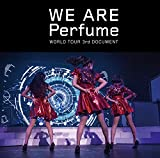 「WE ARE Perfume -WORLD TOUR 3rd DOCUMENT(通常盤)[DVD]」のサムネイル画像