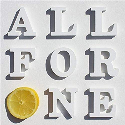 『All for One』 Open Amazon.co.jp
