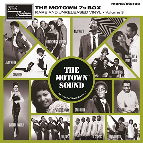 『The Motown 7s Box Vol 3』 Open Amazon.co.jp