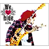 「We love hide~The CLIPS~ +1 [Blu-ray]」のサムネイル画像
