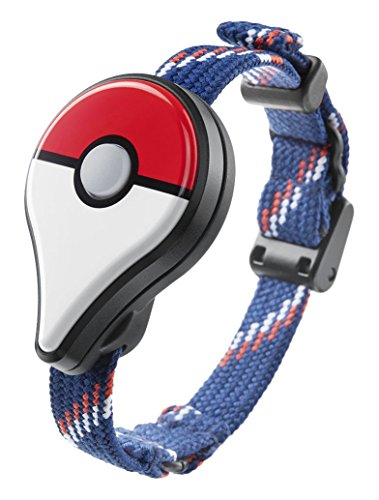 Pokémon GO Plus (�ݥ���� GO Plus) & ��Amazon.co.jp����ۥ��ꥸ�ʥ륹�ޡ��ȥե����ɻ� �ۿ�