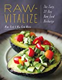 「Raw-Vitalize: The Easy, 21-Day Raw Food Recharge (English Edition)」のサムネイル画像