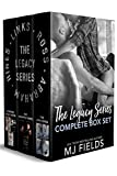 「The Legacy Series ( Volume 1): The Love series, Wrapped series, and the Burning Souls series. (Engli...」のサムネイル画像