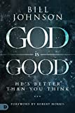 「God is Good: He's Better Than You Think」のサムネイル画像
