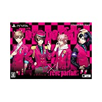 DYNAMIC CHORD feat.[rêve parfait] V edition(PlayStationVita)の特典・出演声優情報