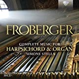 「Froberger Complete Music For Harpsichord And Organ」のサムネイル画像