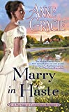 「Marry in Haste (Marriage of Convenience Book 1) (English Edition)」のサムネイル画像