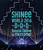 「SHINee WORLD 2016~D×D×D~ Special Edition in TOKYO DOME [Blu-ray]」のサムネイル画像